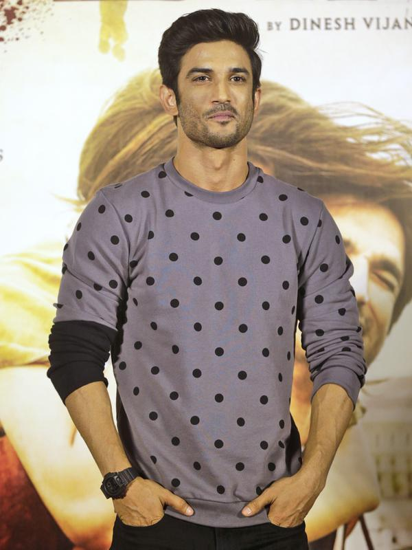 Sushant Singh Rajput. (AP Photo/Rafiq Maqbool, File)