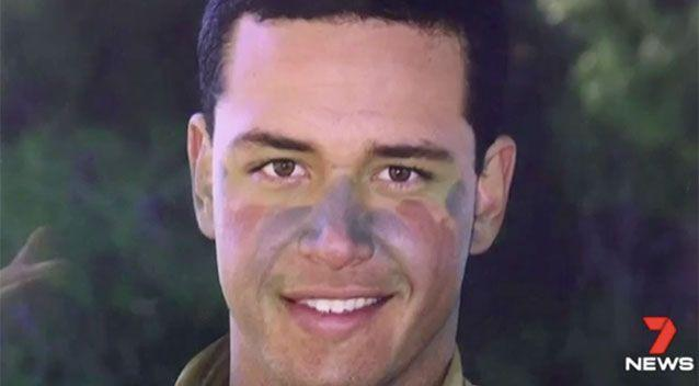 Jesse Bird, a soldier, took his own life at 32. Source: 7 News
