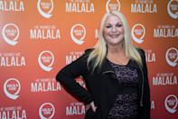 Radio presenter Vanessa Feltz shares the number 10 slot after seeing her salary rise to £355,000 – £359,999, up from £330,000 – £339,999 last year. (Credit: AP)