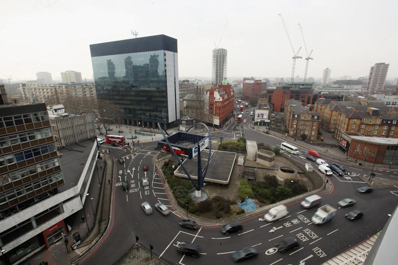 Office rents in Shoreditch are forecast to rise between 2018 and 2020: Getty Images