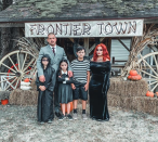 """<p>Dressing up as the Addams Family for Halloween will never go out of style. Plus, it's the perfect opportunity to channel all your 2020 crabbiness into a look that essentially forbids smiling.</p><p><strong><a class=""""link rapid-noclick-resp"""" href=""""https://go.redirectingat.com?id=74968X1596630&url=https%3A%2F%2Fwww.halloweencostumes.com%2Faddams-family-costumes.html&sref=https%3A%2F%2Fwww.bestproducts.com%2Flifestyle%2Fg22530616%2Ffamily-halloween-costume-ideas%2F"""" rel=""""nofollow noopener"""" target=""""_blank"""" data-ylk=""""slk:SHOP THE LOOKS"""">SHOP THE LOOKS</a></strong></p><p><strong>Instagram:</strong> <a href=""""https://www.instagram.com/p/CGL9Dd4hLLa/"""" rel=""""nofollow noopener"""" target=""""_blank"""" data-ylk=""""slk:@the_glamping5vers"""" class=""""link rapid-noclick-resp"""">@the_glamping5vers</a></p>"""