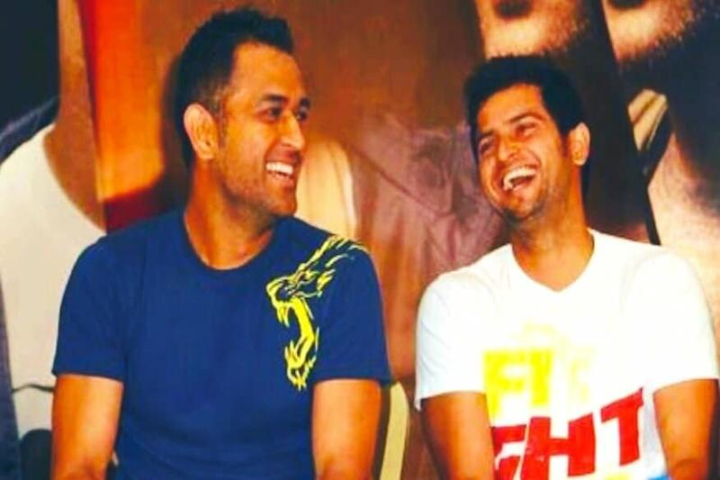 Suresh Raina Shares Adorable Throwback Picture with CSK Skipper MS Dhoni; Netizens Become Nostalgic