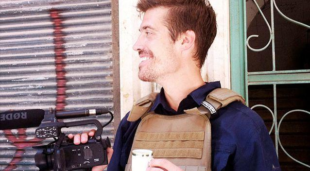 Foley was reportedly seized in the northern Syrian province of Idlib on November 22, 2012. Photo: FreeJamesFoley.org