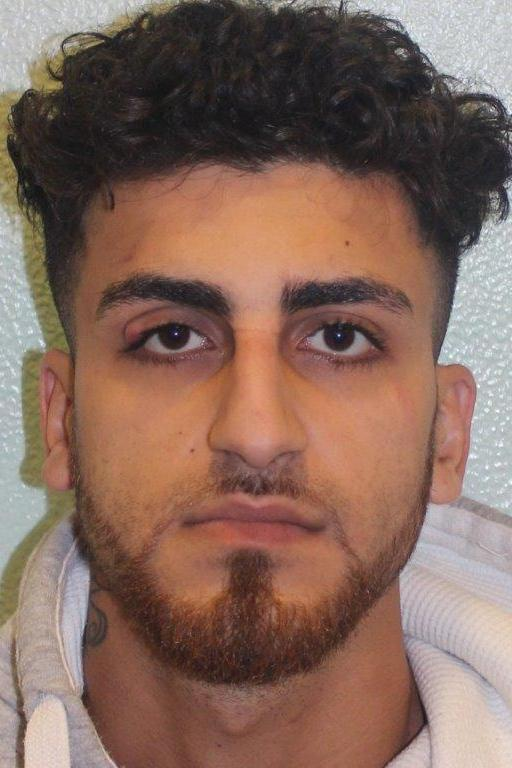 Ali Zahawy was found guilty of murder (Met Police )