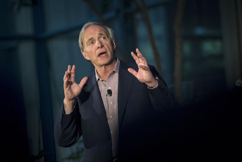 Ray Dalio Says the 'World Has Gone Mad' With So Much Free Money
