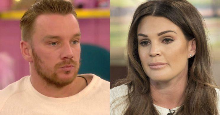 Rumours are rife that Jamie's ex-wife Danielle Lloyd will be making an appearance in the house (Copyright: REX/Shutterstock/Ken McKay/ITV)