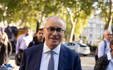 Lord Pannick - Credit: Heathcliff O'Malley