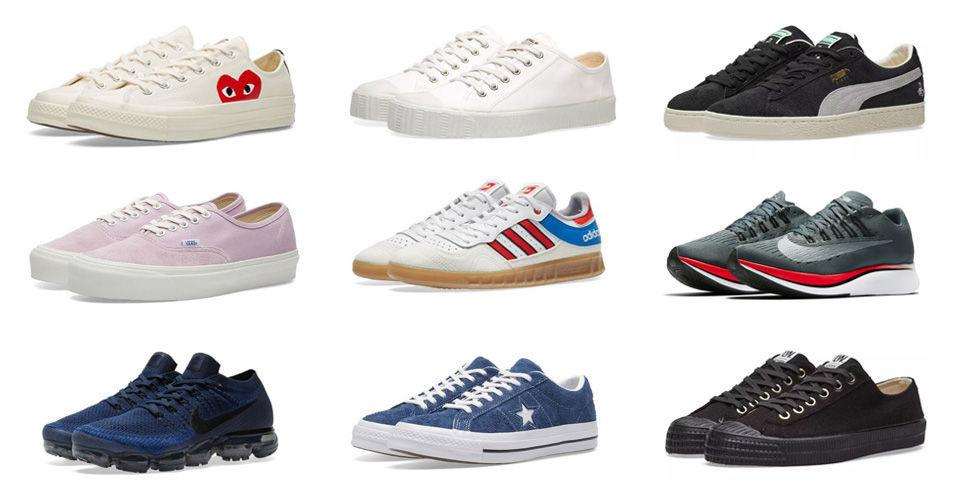 <p>The freshest kicks of the year</p>