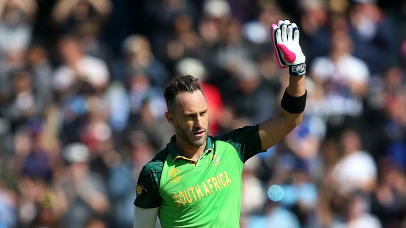 Faf du Plessis to continue as South Africa Test captain
