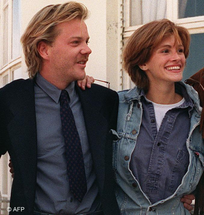 <p>Julia Roberts is a runaway bride in real life as well. She cancelled her wedding with Kiefer Sutherland just three days ahead of the big event. Roberts ditched her fiance for his friend Jason Patric, and she dated the latter for a year afterwards.</p>