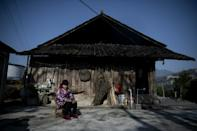 """Chinese President Xi Jinping declared that his country had eradicated extreme poverty last year, hailing a """"major victory"""""""