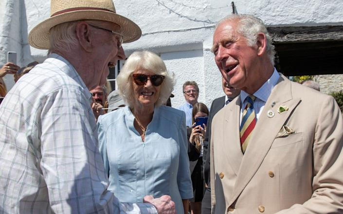 Prince Charles will join Boris Johnson at the official launch of the memorial - Reuters
