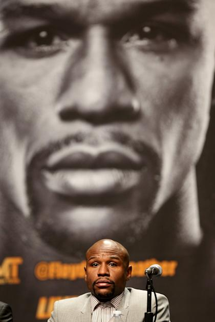 Floyd Mayweather (Getty Images)