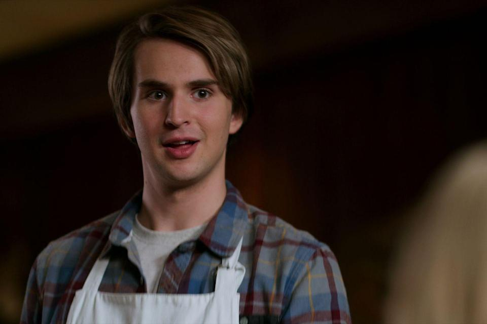 """<p>After a few brief appearances in the show's first season, Grayson Maxwell Gurnsey's role in the show increased. <a href=""""https://www.oprahdaily.com/life/g29722655/gifts-for-dog-lovers/"""" rel=""""nofollow noopener"""" target=""""_blank"""" data-ylk=""""slk:Dog lovers"""" class=""""link rapid-noclick-resp"""">Dog lovers</a>, take note: He has an adorable<a href=""""https://www.instagram.com/p/B_jPYF2B3B6/"""" rel=""""nofollow noopener"""" target=""""_blank"""" data-ylk=""""slk:golden retriever"""" class=""""link rapid-noclick-resp""""> golden retriever</a>, and does make a brief appearance in the dog-centric movie<em> <a href=""""https://play.hbomax.com/feature/urn:hbo:feature:GXknqNwAg6zC3wwEAAAAC?camp=googleHBOMAX&action=play"""" rel=""""nofollow noopener"""" target=""""_blank"""" data-ylk=""""slk:The Art of Racing in the Rain"""" class=""""link rapid-noclick-resp"""">The Art of Racing in the Rain</a></em><a href=""""https://play.hbomax.com/feature/urn:hbo:feature:GXknqNwAg6zC3wwEAAAAC?camp=googleHBOMAX&action=play"""" rel=""""nofollow noopener"""" target=""""_blank"""" data-ylk=""""slk:."""" class=""""link rapid-noclick-resp"""">. </a></p><p><strong>Find him on Instagram: @<a href=""""https://www.instagram.com/grayson_m_g/?hl=en"""" rel=""""nofollow noopener"""" target=""""_blank"""" data-ylk=""""slk:grayson_m_g"""" class=""""link rapid-noclick-resp"""">grayson_m_g</a></strong></p>"""