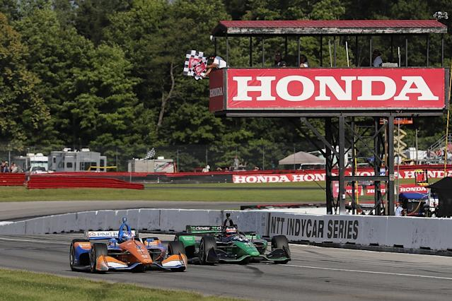 Dixon: Mid-Ohio proves IndyCar has best racing