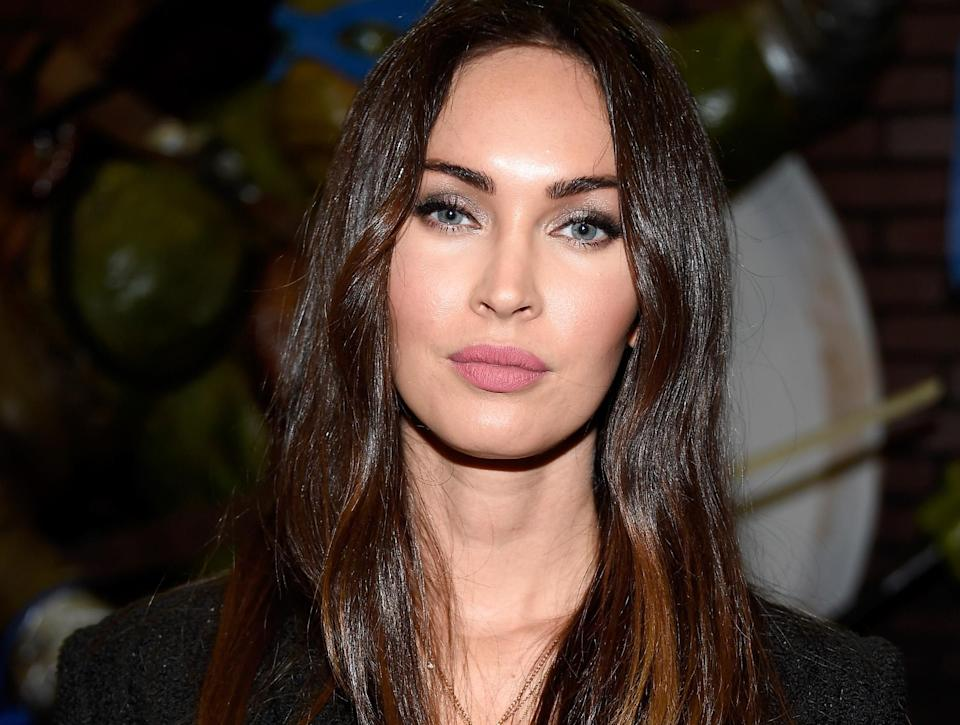 Megan Fox is the latest celebrity mum to be mum shamed [Photo: Getty]