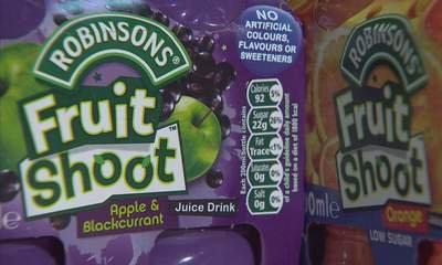 Fruit Shoot Recall Costs Britvic Up To £25m