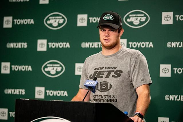 The Jets Should Pump The Brakes On The Darnold Hype For His Sake