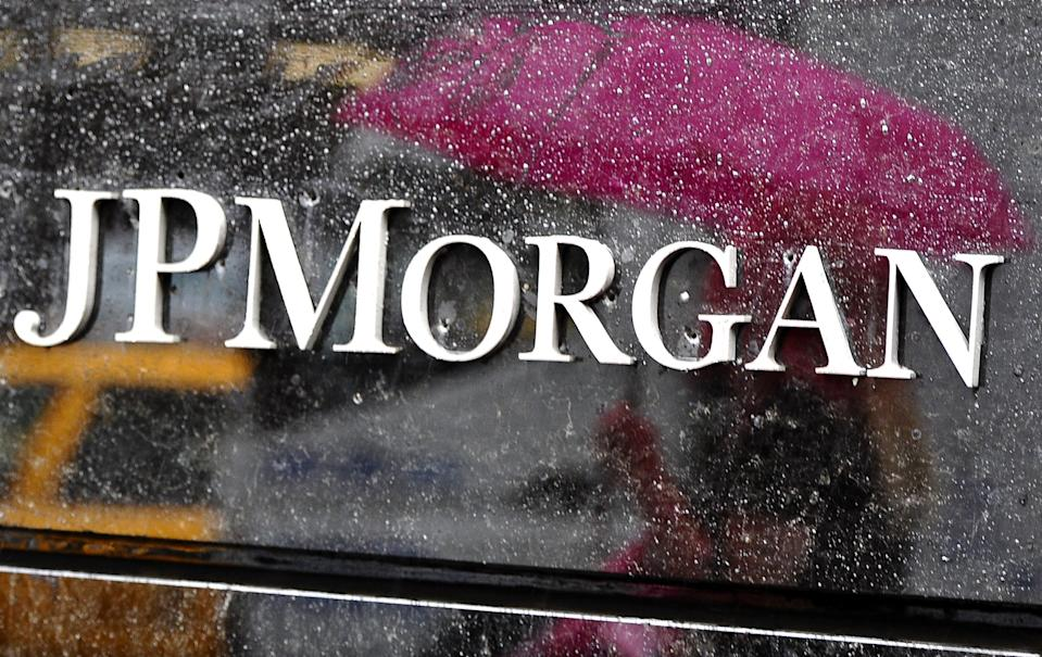 JP Morgan and Goldman Sachs were the joint bookrunners on the deal. Photo: Timothy A Clary/AFP via Getty