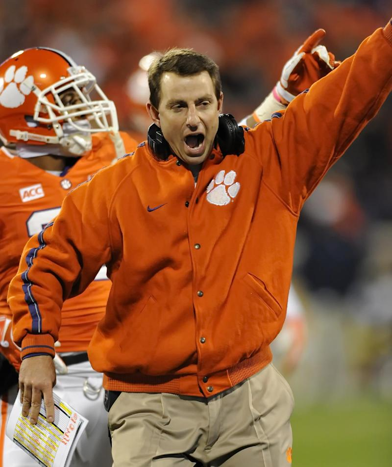 Swinney: No. 8 Tigers back on track after big win