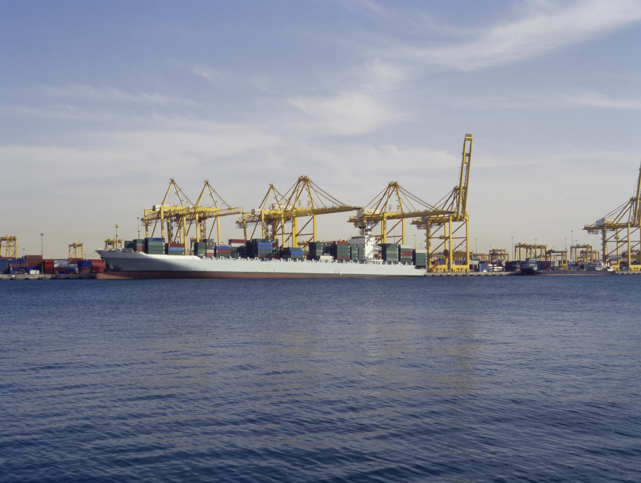 <p>Open free zone companies in all states attached to seaports. (Give facilities like free duty on imports and no strike zone </p>