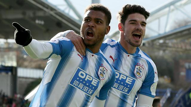 The 23-year-old scored the equalizing goal as David Wagner's men earned an away point against the Seagulls at the AMEX Stadium