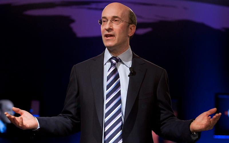 Harvard economics professor Ken Rogoff believes central banks will need to cut interest rates into negative territory in the next recession, as QE and forward guidance are not sufficiently powerful tools to boost the economy - Bloomberg News