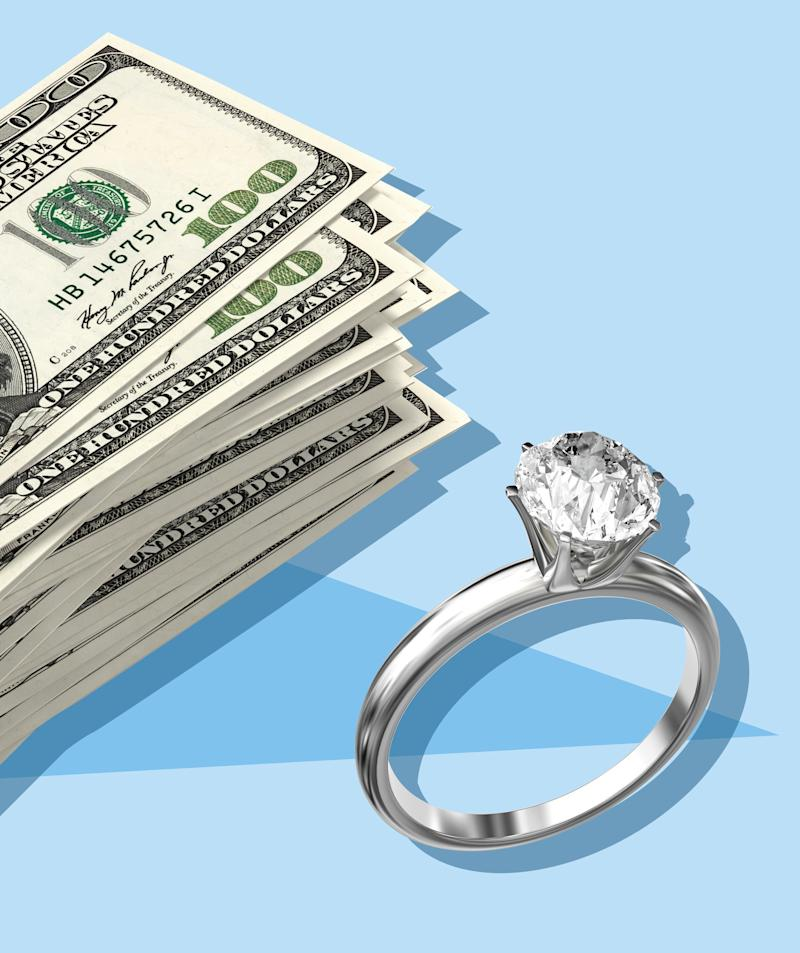 Here S The Average Cost Of An Engagement Ring In 2019