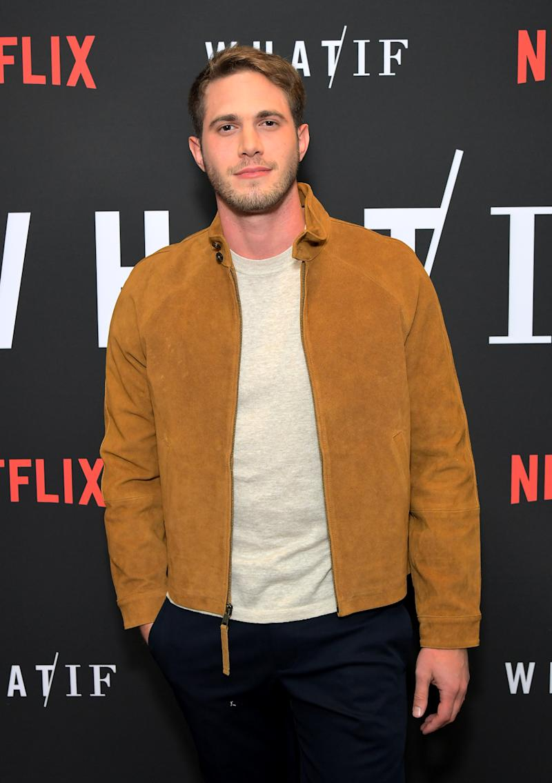 """Blake Jenner attends Netflix's """"WHAT / IF"""" Special Screening at the London West Hollywood on May 16, 2019. (Photo: Charley Gallay/Getty Images for Netflix)"""