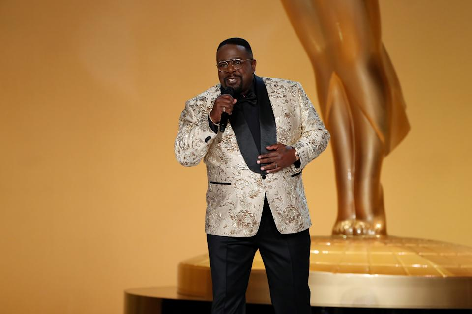 Cedric the Entertainer. (PHOTO: Getty Images)