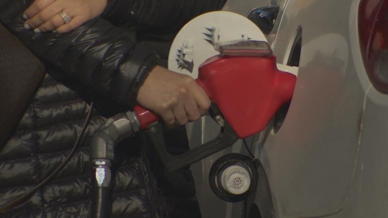Small dip at the pumps as gas prices adjusted for Thursday