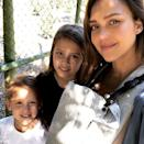 """<p>With all three kids in tow, Jessica took a makeup-free walk and selfie to share her naturally dewy skin.</p><p><a href=""""https://www.instagram.com/p/BfUFtlHhAwC/?igshid=x3t7axypyqg0"""" rel=""""nofollow noopener"""" target=""""_blank"""" data-ylk=""""slk:See the original post on Instagram"""" class=""""link rapid-noclick-resp"""">See the original post on Instagram</a></p>"""