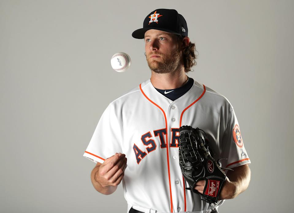 The Houston Astros didn't stop after winning the World Series. They traded for Gerrit Cole. (Getty Images)