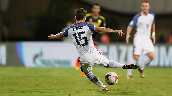 U17 World Cup: USA 1-3 Colombia: Los Cafeteros finish second in group; earn direct entry