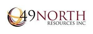 49 North Resources Inc. Logo (CNW Group/49 North Resources Inc.)