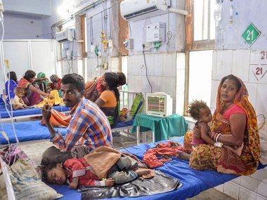 Encephalitis in Bihar: Rising deaths not only reveal poor infrastructure, but also Nitish Kumar govt's failure to tackle seasonal crisis