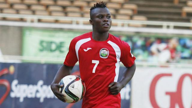The news means that the player, who has also been fined by the African Football Governing body will now miss two matches