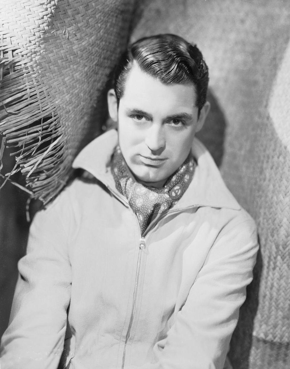 <p>During his time in New York City, Grant went by Archie Leach. But after signing with Paramount, he took the stage name Cary Grant. Cary was a nod to his character in the play <em>Nikki</em>, which led to him being discovered, while Grant was from a list of studio-approved surnames.</p>