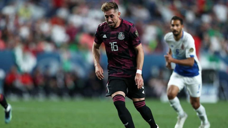 Mexico v Costa Rica: Semifinals - CONCACAF Nations League Finals   Omar Vega/Getty Images