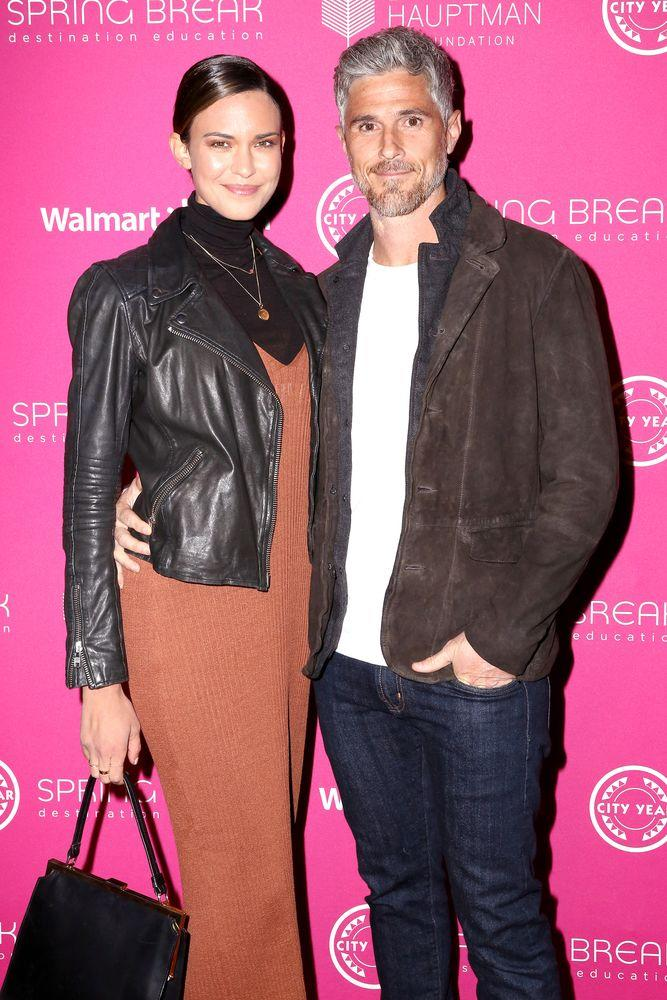 Odette and Brad   Rachel Murray/Getty Images for City Year Los Angeles