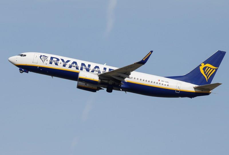 Ryanair hit by further delay to Boeing 737 Max deliveries