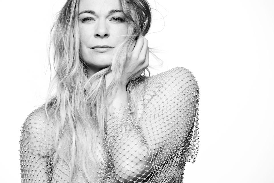 """LeAnn Rimes is on her journey to becoming """"Wholly Human."""""""