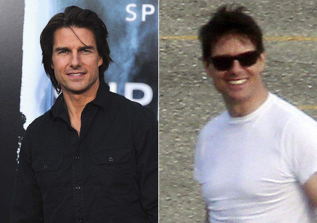 """Tom Cruise, 49, grew long locks for the upcoming musical flick """"Rock of Ages,"""" then chopped them off again for the 2013 crime drama """"One Shot.""""         """"The man can do no wrong,"""" Eber declared. """"According to his movie roles, his hair has been long, short, really short, messy, unconstructed, clean.... He looks good with any haircut. He has an amazing sex appeal and great look. His appearance has always been the right one.""""     Frazer Harrison/Getty Images/Juan Sharma PacificCoastNews.com"""