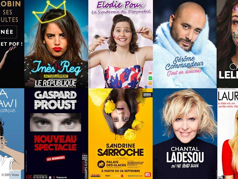 HUMOUR - 10 one-(wo)man-shows à voir absolument