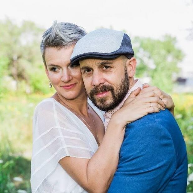Thea Patterson and Jeremy Gordaneer married in 2018. Patterson confirmed that Gordaneer died Aug. 31 in an incident that police are investigating as a homicide. (Jeremy Gordaneer/Facebook - image credit)
