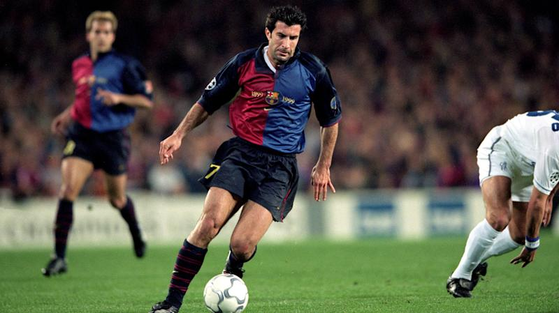'They don't insult you when things are good' - Figo compares Barca fans to demanding Real faithful