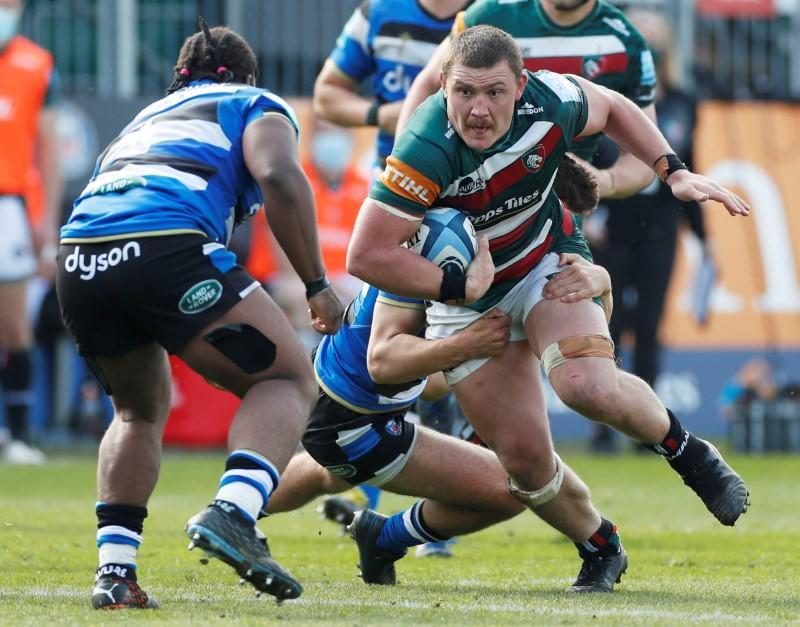 FILE PHOTO: Premiership - Bath Rugby v Leicester Tigers