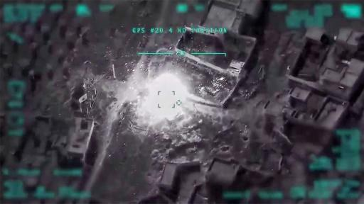 Turkey has used drone strikes as part of its operations inside Syria
