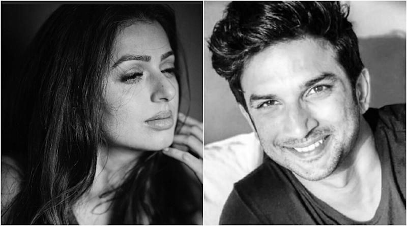Bhumika Chawla, Who Worked With Sushant Singh Rajput In MS Dhoni: The Untold Story, Shares An Emotional Post Remembering The Late Actor