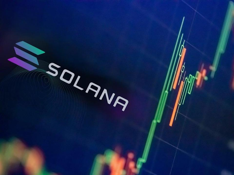 Solana (SOL) has risen in price by more than 12,000 per cent since the start of the year (iStock/ Solana)